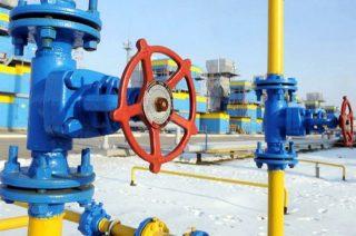 Tранзит российского газа через Украину вырос на 21%
