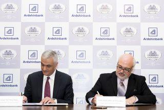 Ардшинбанк – генеральный спонсор Национального Академического театра оперы и балета имени А. Спендиаряна