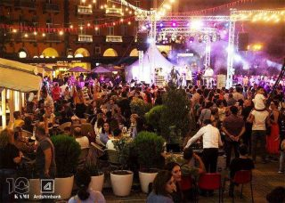 Сюрприз Ардшинбанка стал реальностью: Лу Бега выступил для армянской публики в рамках музыкального вечера Yerevan Music Night