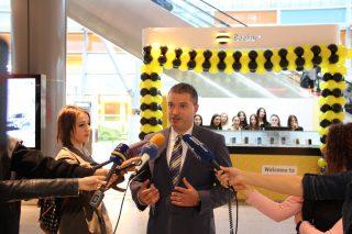 Beeline. Новый офис продаж и обслуживания Beeline открылся в аэропорту «Звартноц»