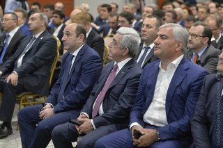 Серж Саргсян ознакомился с инвестиционной программой группы компаний «Ташир»