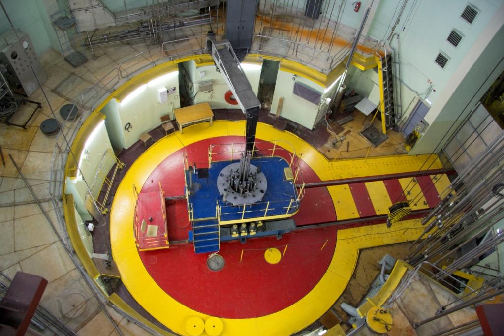 Росатом начал испытания противоаварийного ядерного топлива для АЭС