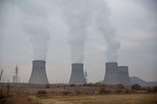 На Армянскую АЭС доставлен турбогенератор