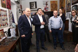 Ucom. При поддержке Ucom музей С. Параджанова предоставляет услуги аудиогида