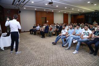 «Лаборатория Касперского» провела в Ереване пятую практическую конференцию «Kaspersky Security Day»