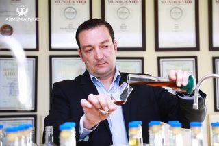 Коньяк Armenia Wine – в числе лучших на международном конкурсе