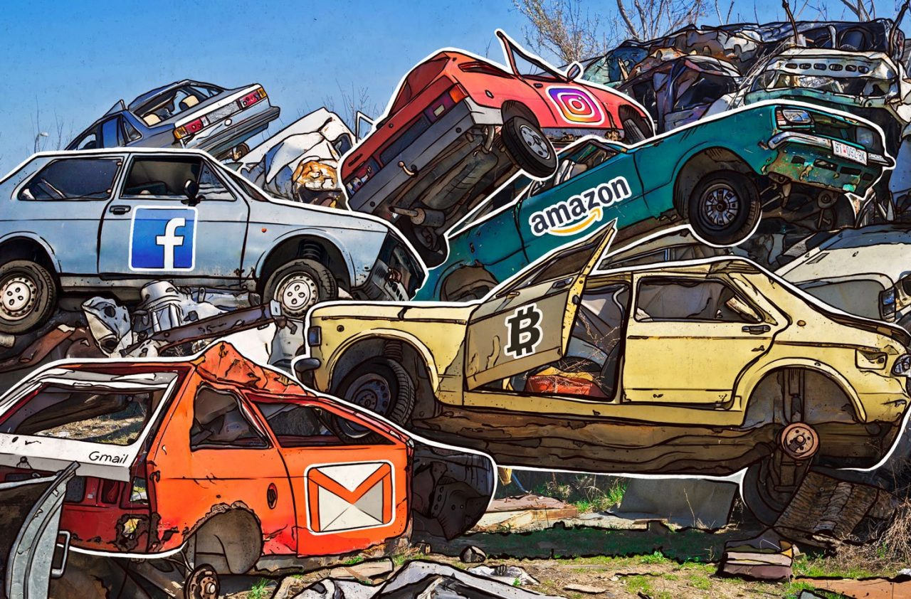 Взлом заброшенных аккаунтов может привести к утечке данных и потере средств