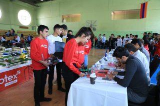 Известны победители Robotex Armenia, проведенного при поддержке Ucom