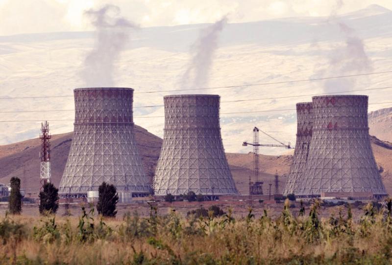 Состоялось десятое заседание Совместного Координационного Комитета по проекту модернизации и продления срока эксплуатации Армянской АЭС