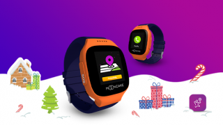 Ucom предоставляет скидку в 20% на умные часы-телефон uKid