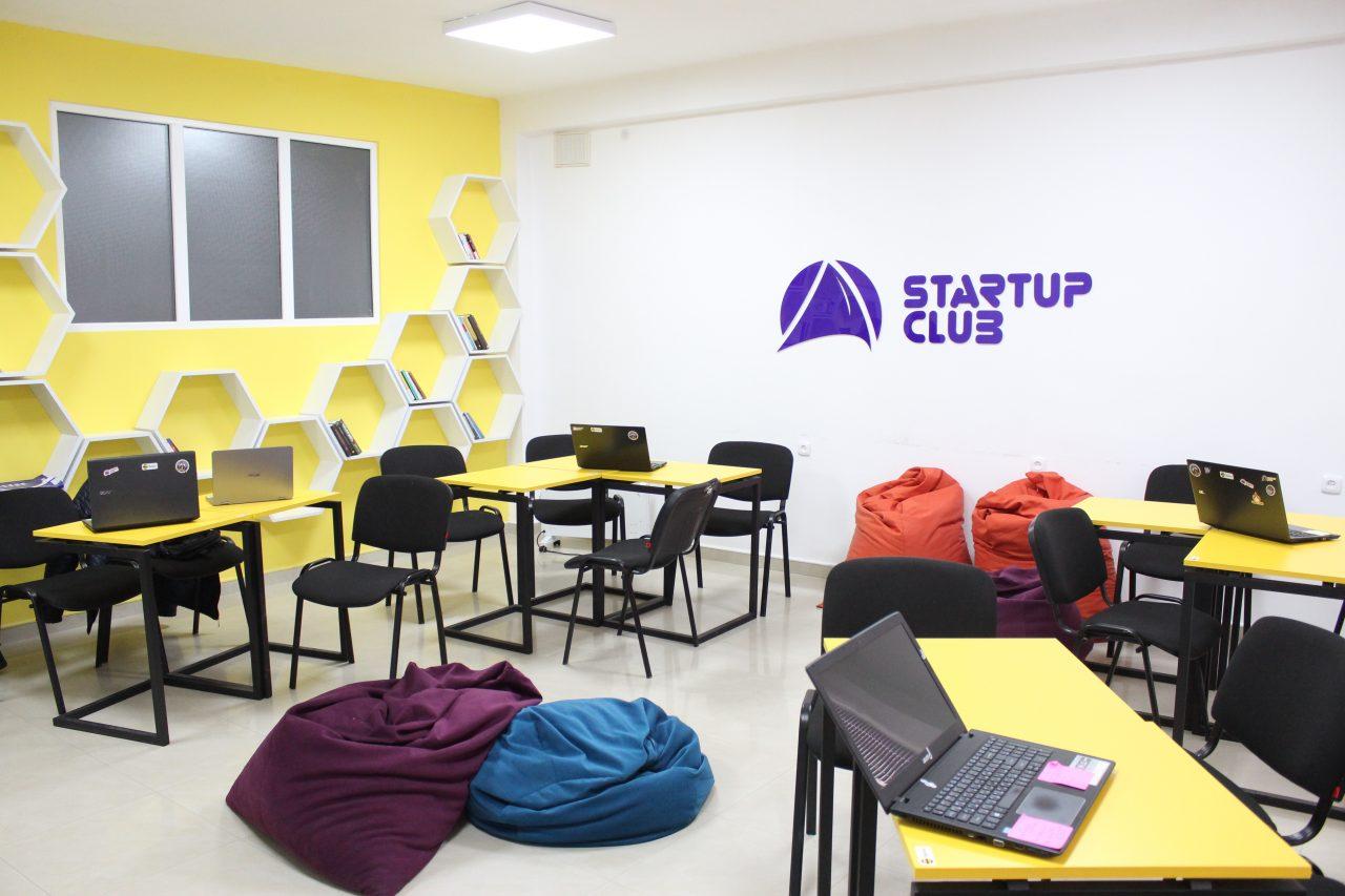При поддержке Beeline стартап-клуб в Аштараке был отремонтирован и переоборудован