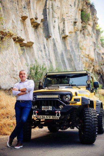 Андрей Пятахин: Я чувствую себя частью Армении 1