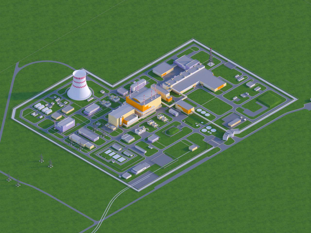 В Росатоме приступили к монтажу оборудования на строящемся в Северске энергокомплексе по проекту «Прорыв»