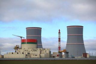 Первый энергоблок Белорусской АЭС начал работу на 100 % проектной мощности
