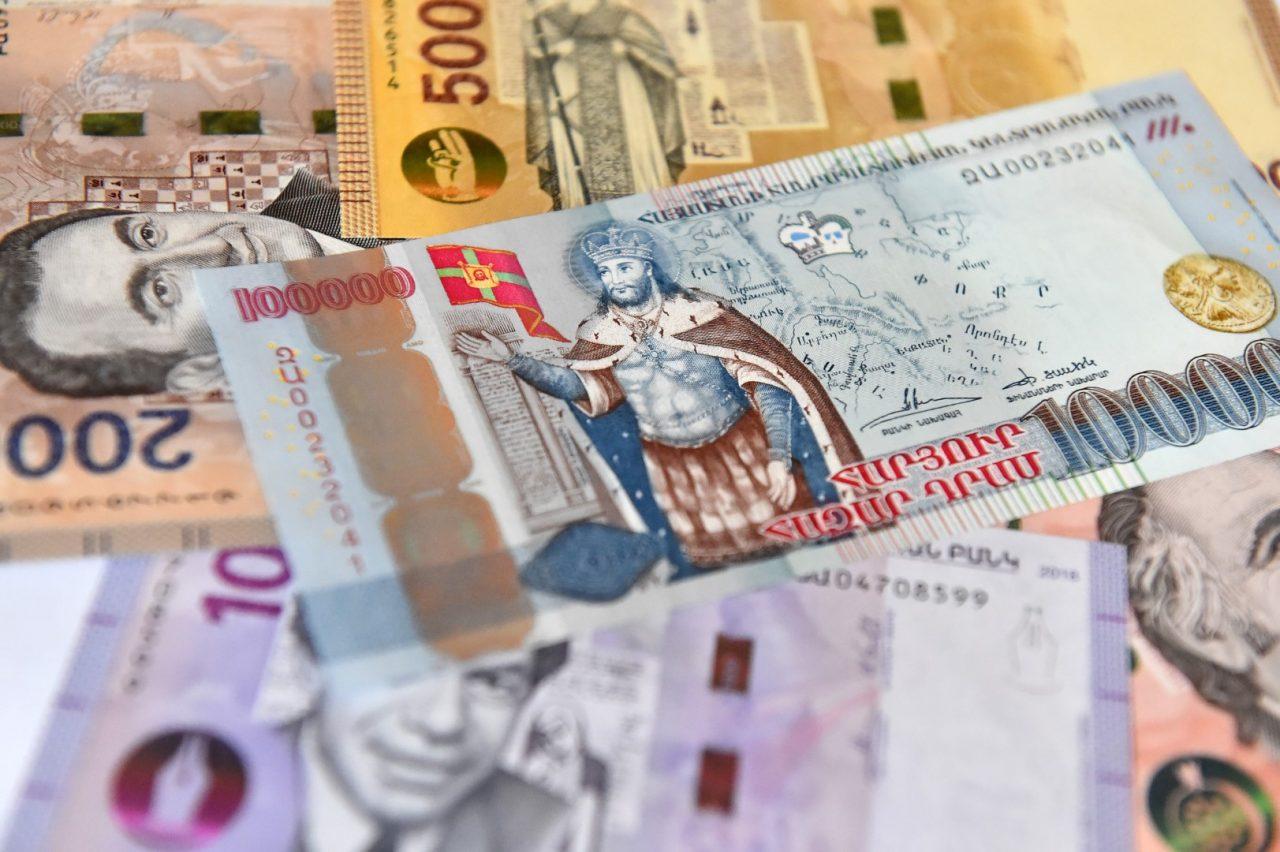 Центробанк Армении: Курс драма и цена на золото 07/04/21