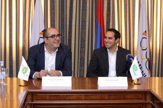 Компания Ucom и Национальный олимпийский комитет Армении подписали меморандум о сотрудничестве