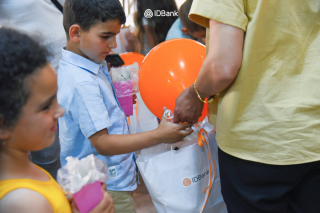 1-го июня прошли мероприятия при финансировании IDBank-а