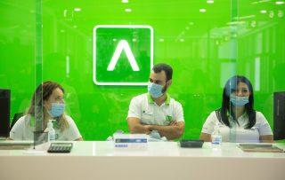 Америабанк открывает новый филиал – «Эребуни»