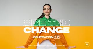Поколение Америя 13 - твой шанс изменить мир к лучшему
