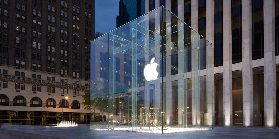 В Бразилии открыт первый магазин Apple