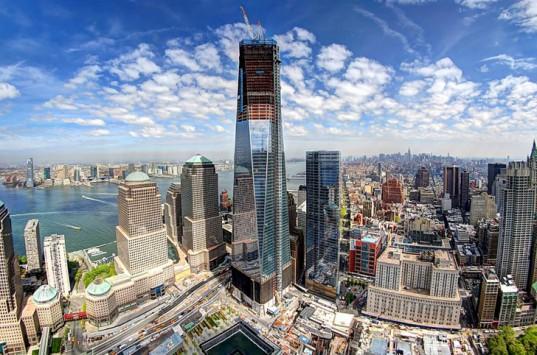 40% арендной площади World Trade Center Tower пустует