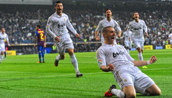 """Мадридский """"Реал"""" вновь стал самым доходным клубом"""