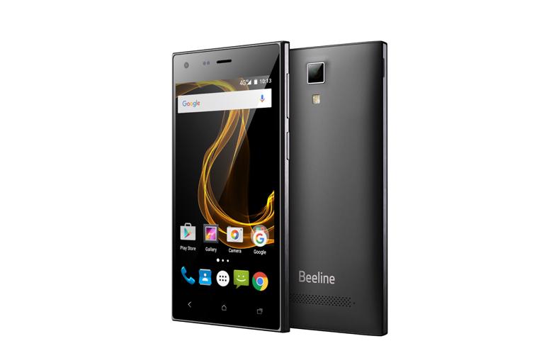 Белайн Армения: стартовали продажи нового 4G смартфона Beeline Pro 4