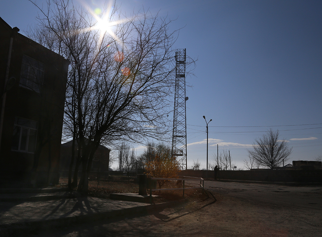 Ucom: новые станции в областях Арагацотн и Ширак