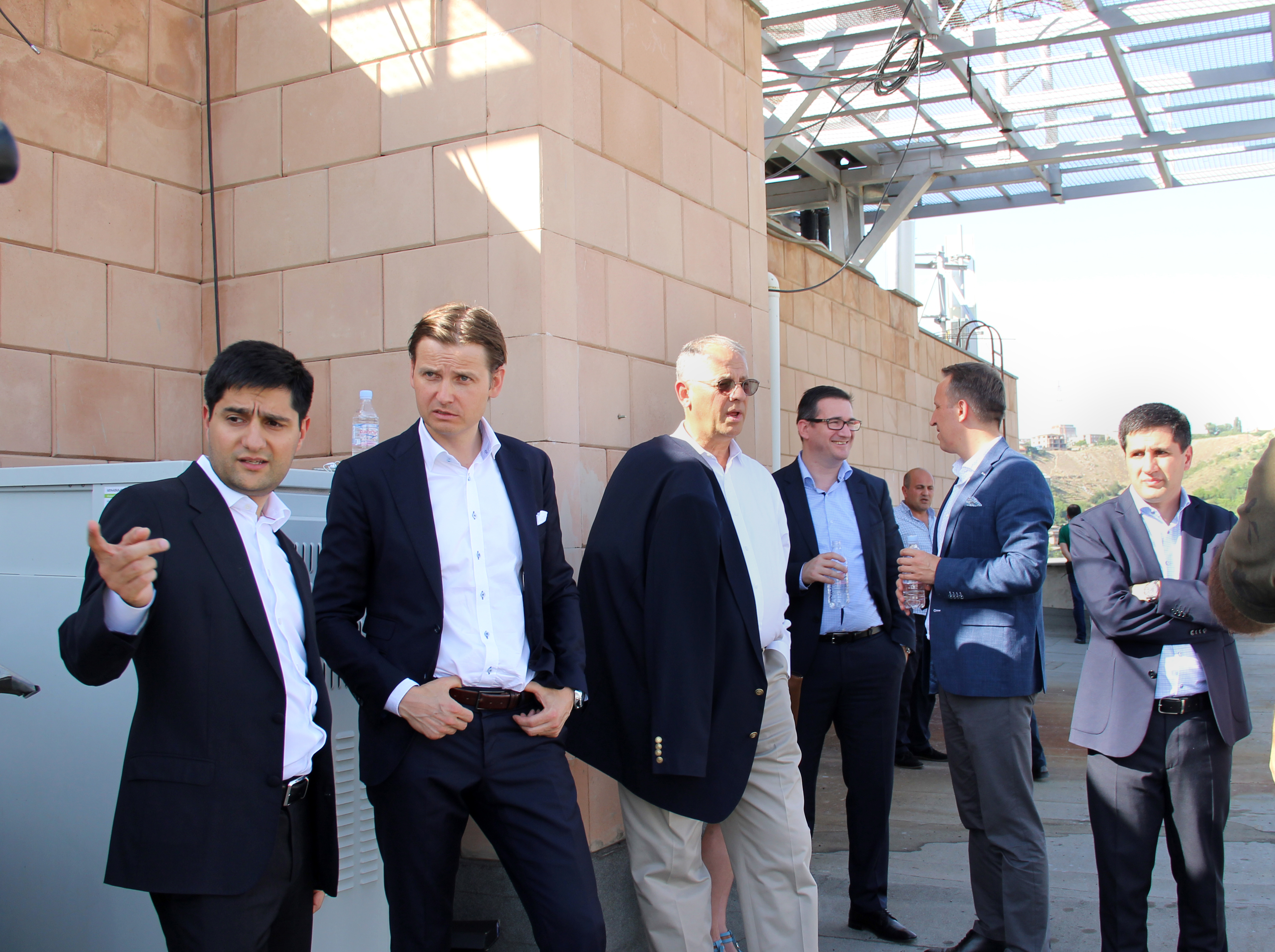 Ucom. Подходят к завершению работы по внедрению технологии 4G+ от компании Ericsson