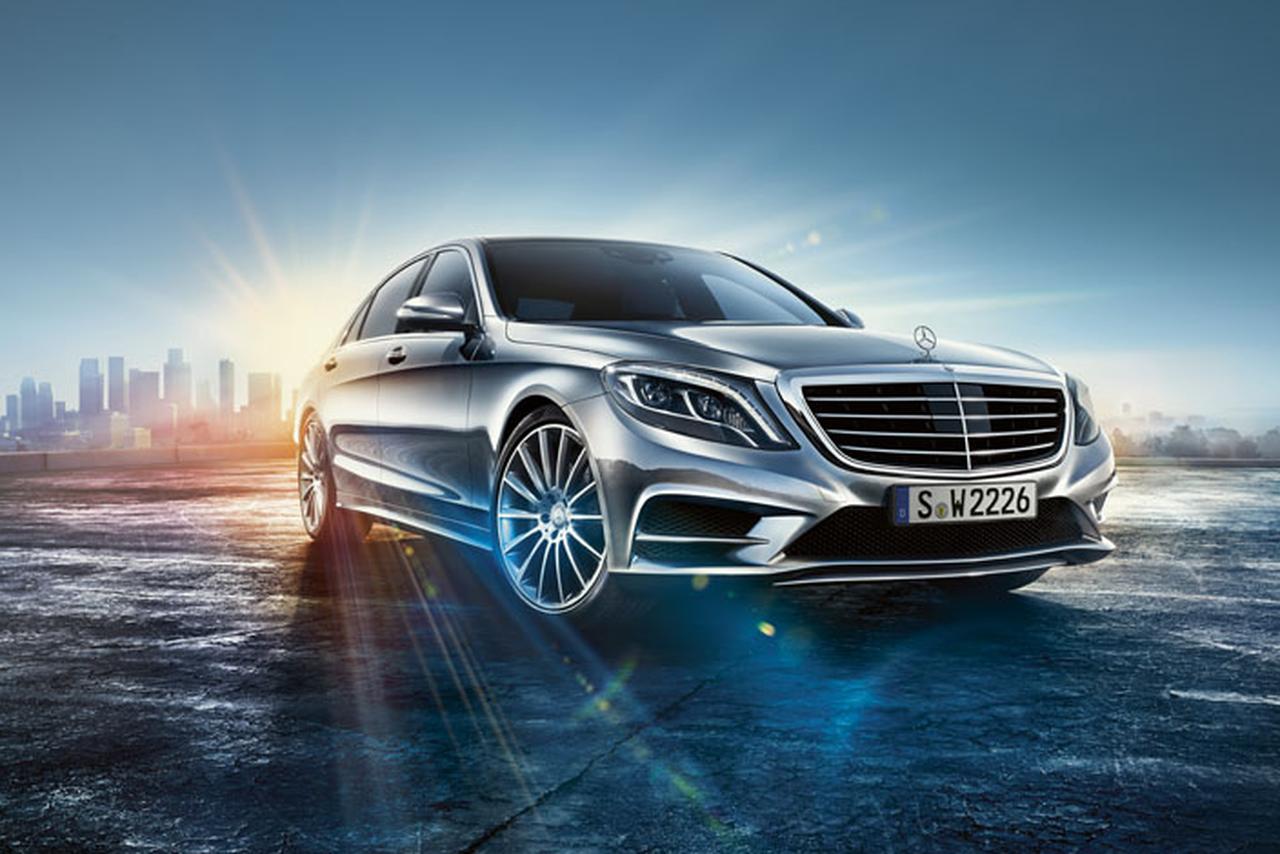 Mercedes-Benz продал больше автомобилей, чем BMW