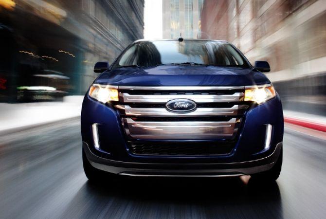 Ford потратит $1 млрд на самоуправляемые автомобили