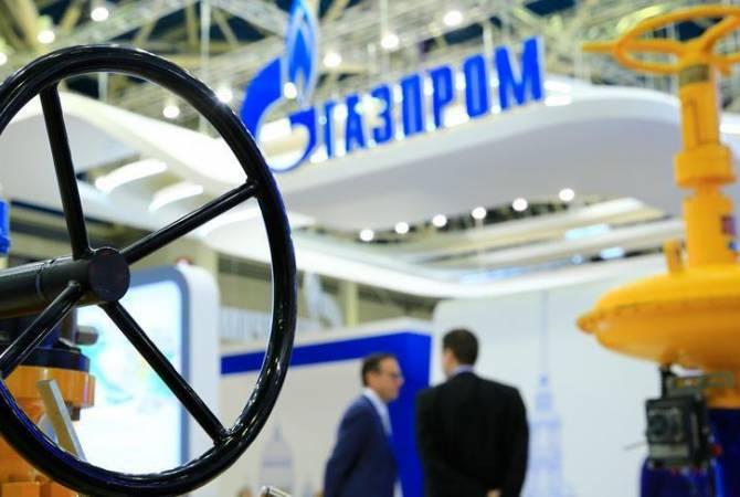 """""""Газпром"""" установил рекорд экспорта газа"""