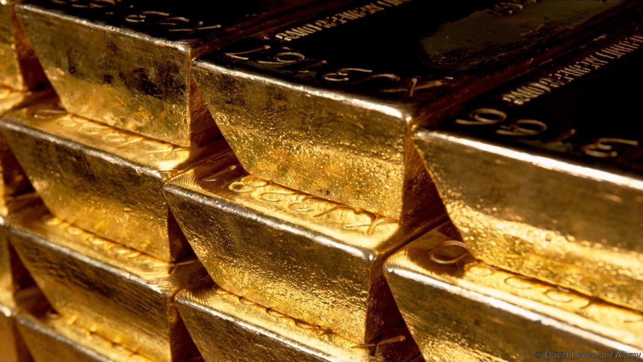 В феврале 2017 года Азербайджан продал 18 тонн золотого запаса