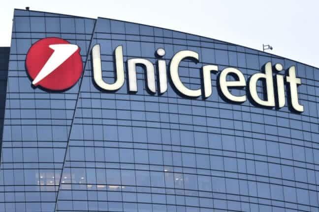 Хакеры заполучили данные около 400,000 клиентов банка Unicredit