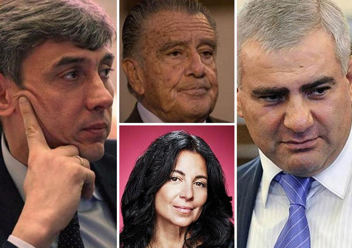 Forbes. Богатейшие армяне мира - 2018
