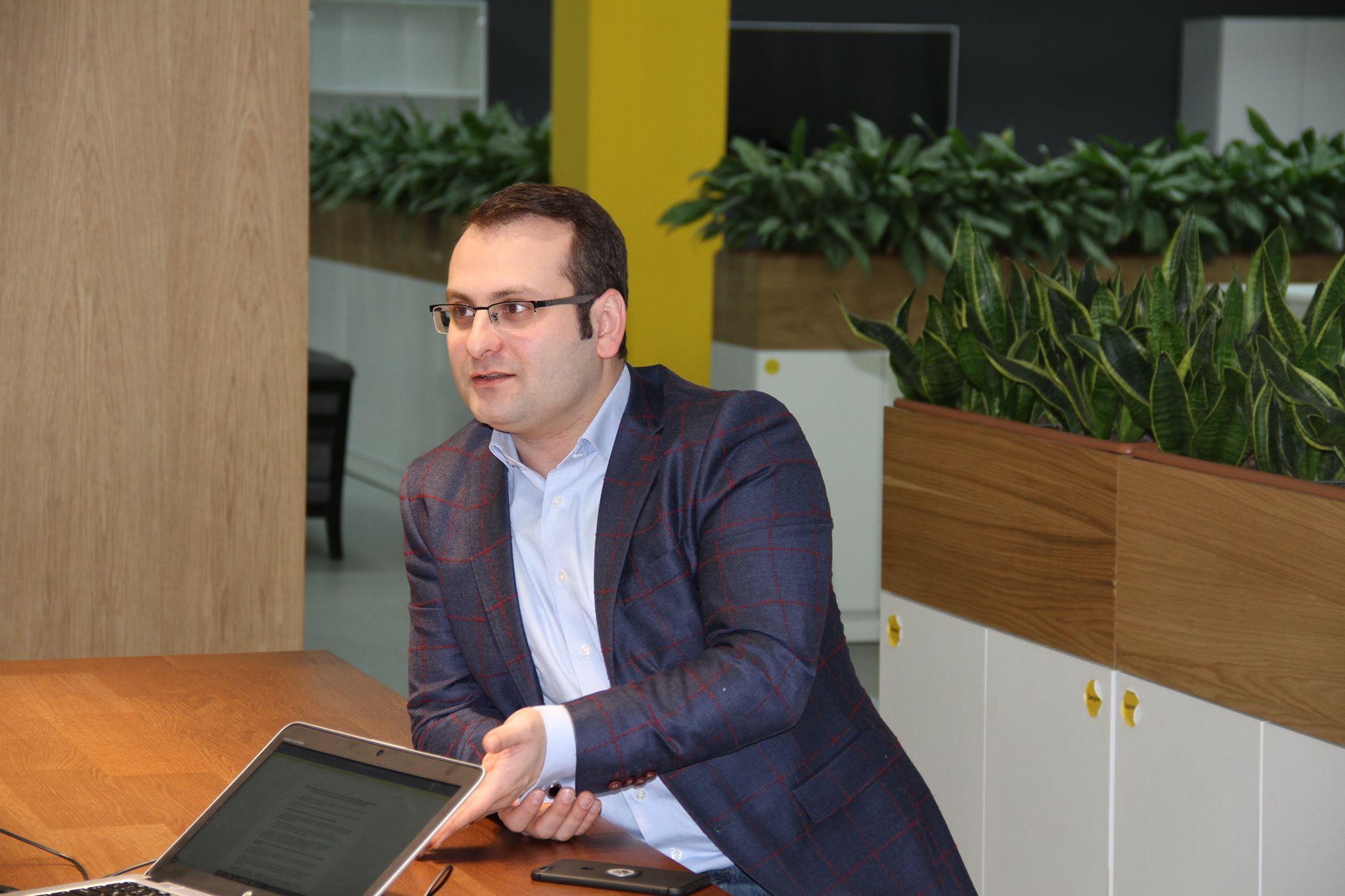 Айк Карапетян: конкуренцию нужно продолжать путем улучшения услуг