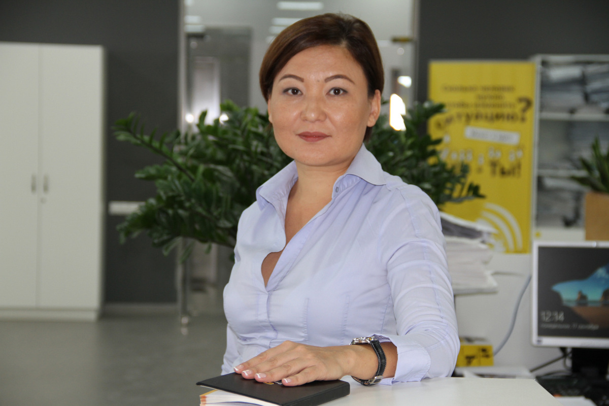 Дина Нурпеисова: Развитие и карьерный рост сотрудников - один из приоритетов ВЕОН Армения