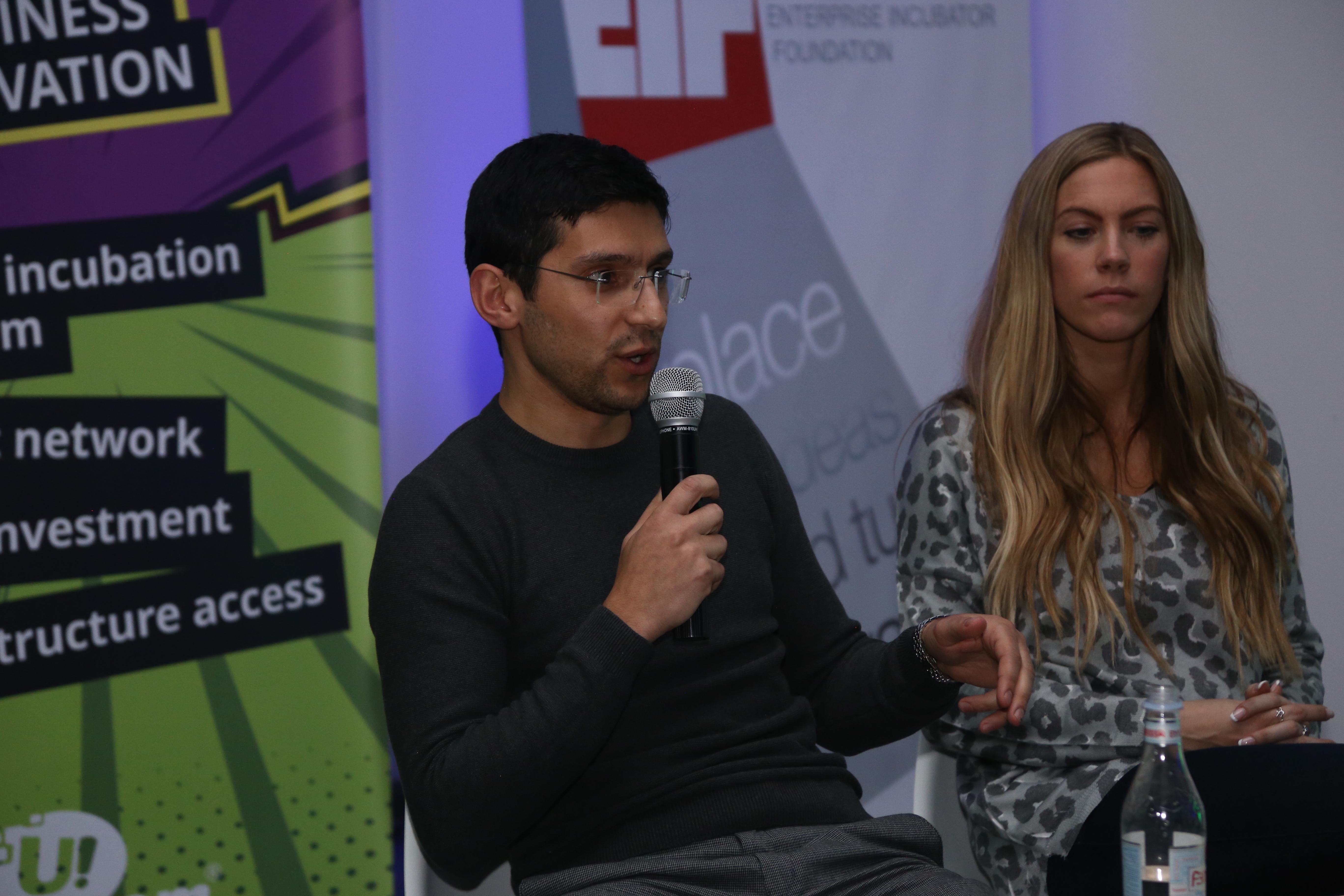 По инициативе Ucom и бизнес-школы IE состоялось мероприятие, посвященное проблеме больших данных