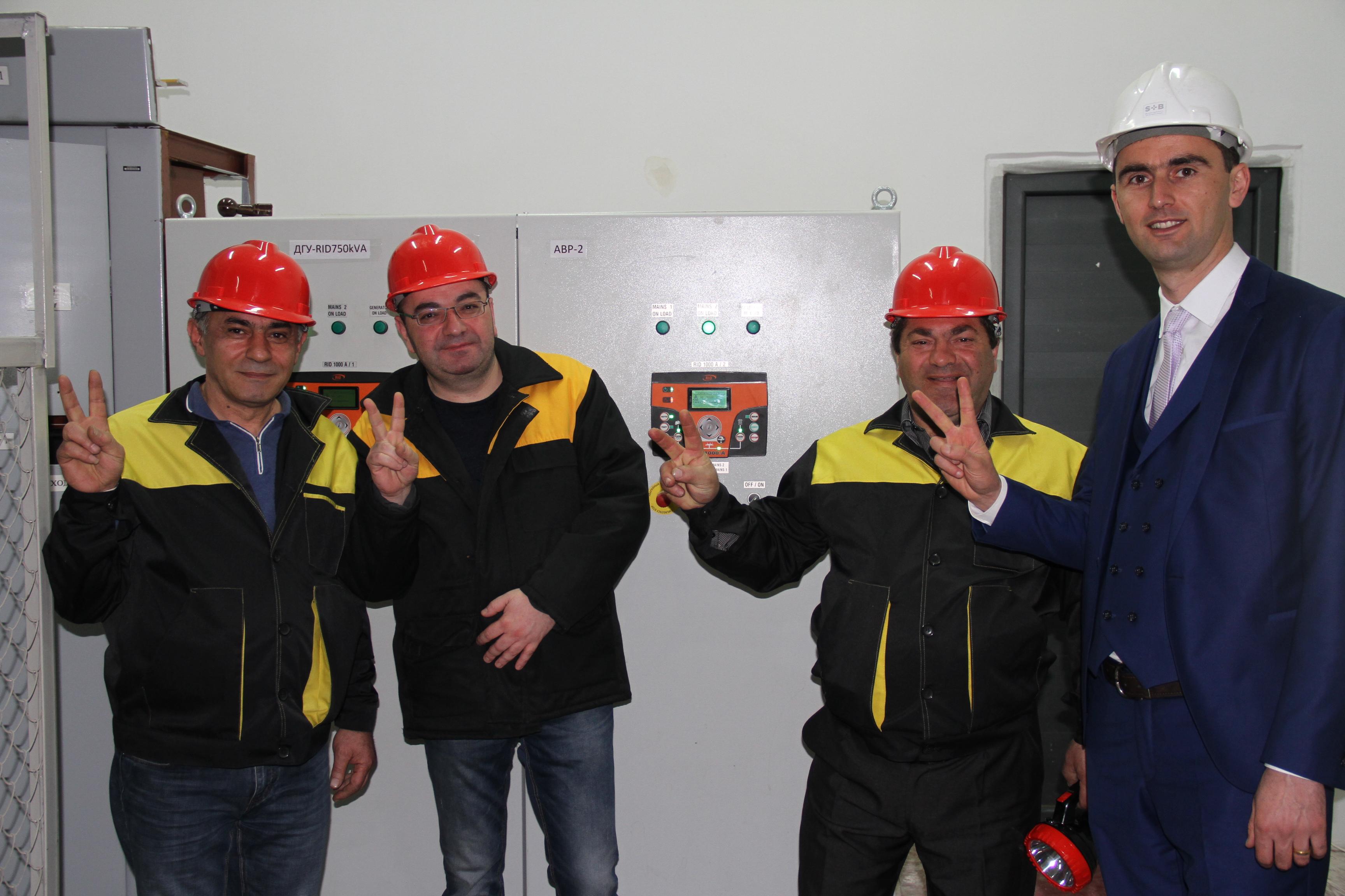 Beeline Armenia присоединился к акции «Час Земли»