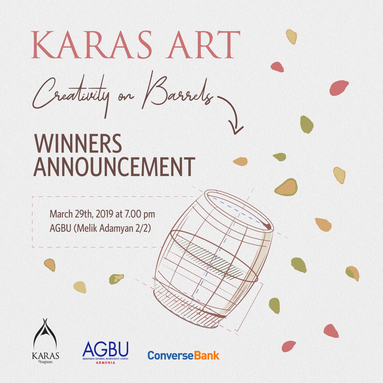 Компании Карас Вайнс и Конверс Банк подвели итоги совместного конкурса