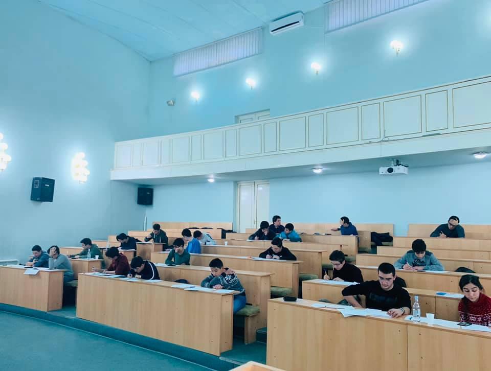 В Ереване прошел финал Олимпиады Росатома и МИФИ по физике и математике для школьников Армении