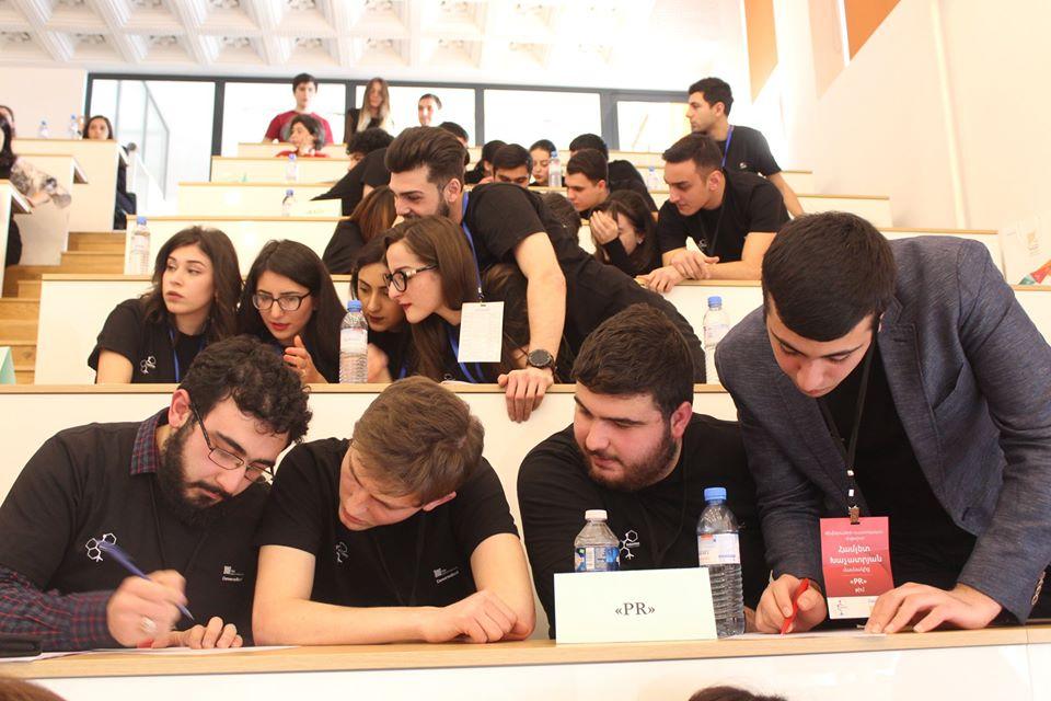 При поддержке Конверс Банка состоялся первый студенческий турнир Химиков