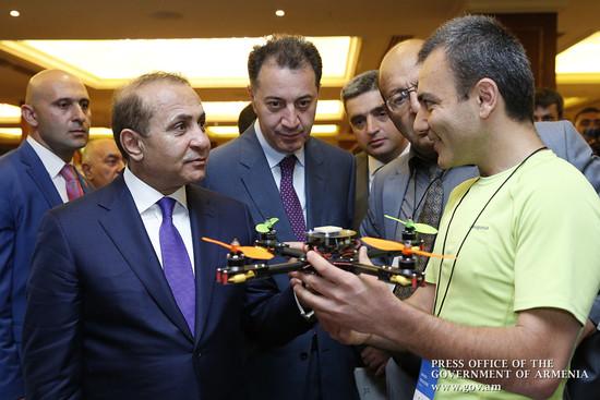 Овик Абраамян: новое Правительство Армении практическими шагами сделает все для содействия развитию сферы ИТ