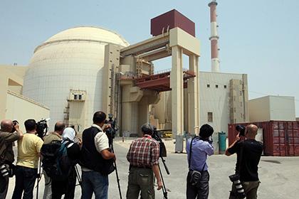 Россия построит для Ирана еще два блока на АЭС в Бушер