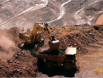 Rio Tinto нарастила квартальную добычу железной руды на 8%
