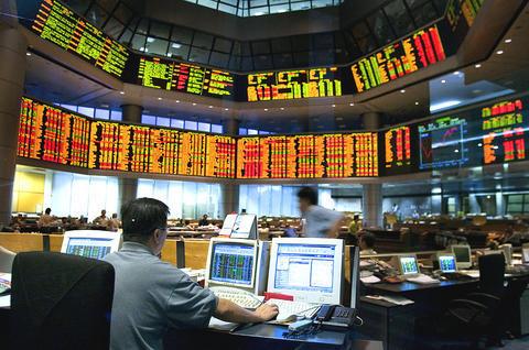 """""""Непредвиденное"""" падение на международных биржах"""