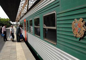 Шайдуллин - о проекте строительства участка железной дороги Ванадзор-Фиолетово