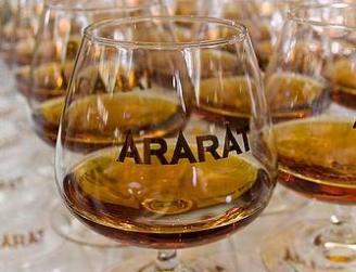 В январе-мае объем производства коньяка в Армении сократился на 11.1%