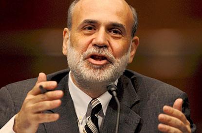 Бернанке: Мы не спасали банки, мы помогали людям