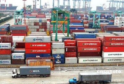 В 2013 году  объем торговли нашей страны с внешним миром составил 5,95 млрд. долл.